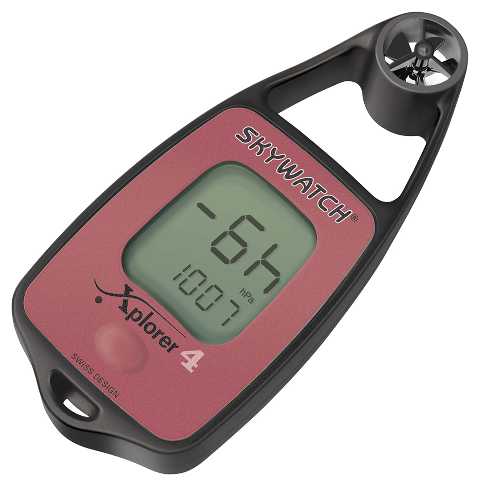 Xplorer 4 Weather Instrument