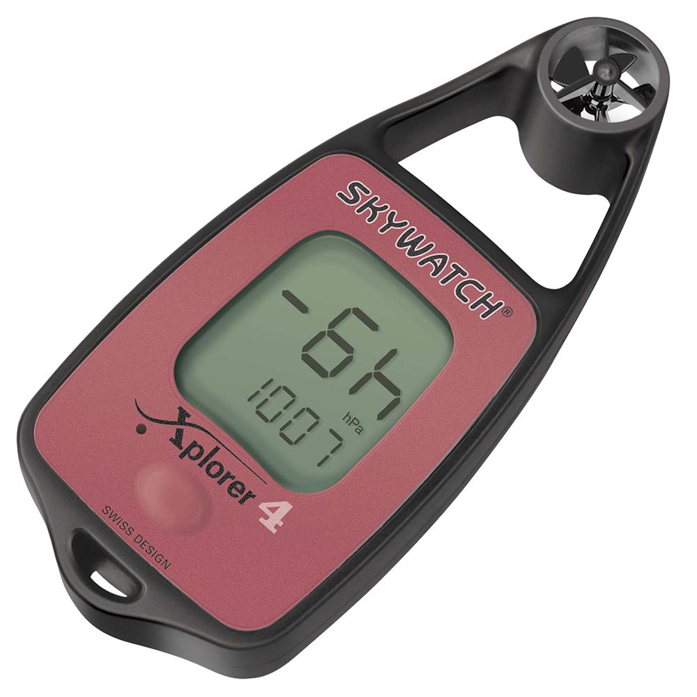 Xplorer 4 Weather Instrument