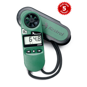 2000 Thermo-Anemometer