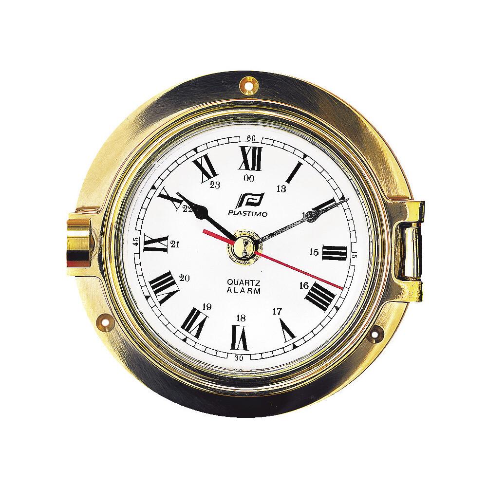 """3"""" Brass Alarm Clock"""