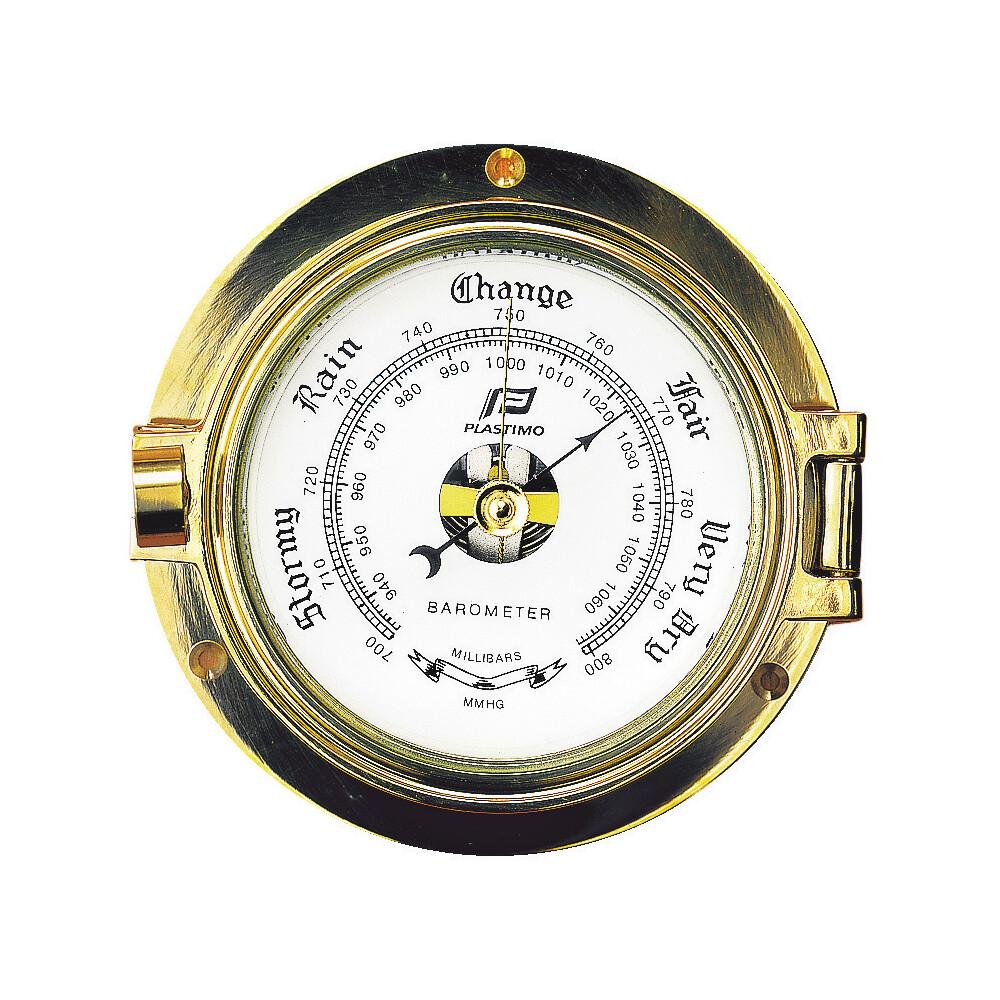 """3"""" Brass Barometer"""