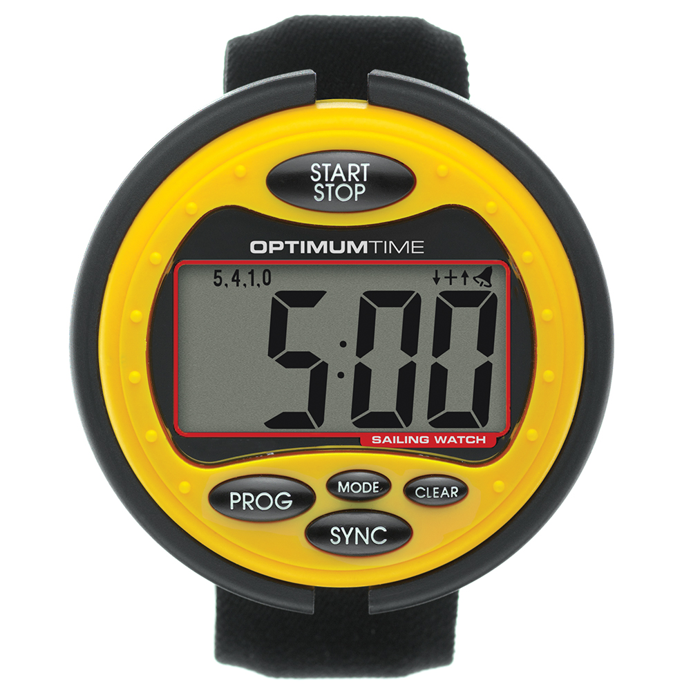 Optimum Series 3 Ultimate Jumbo Sailing Watch (OS315)