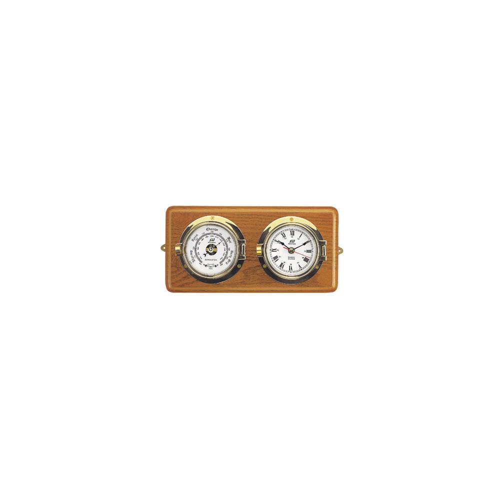"""3"""" Clock & Barometer Set"""