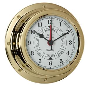Fitzroy Brass Tide Clock