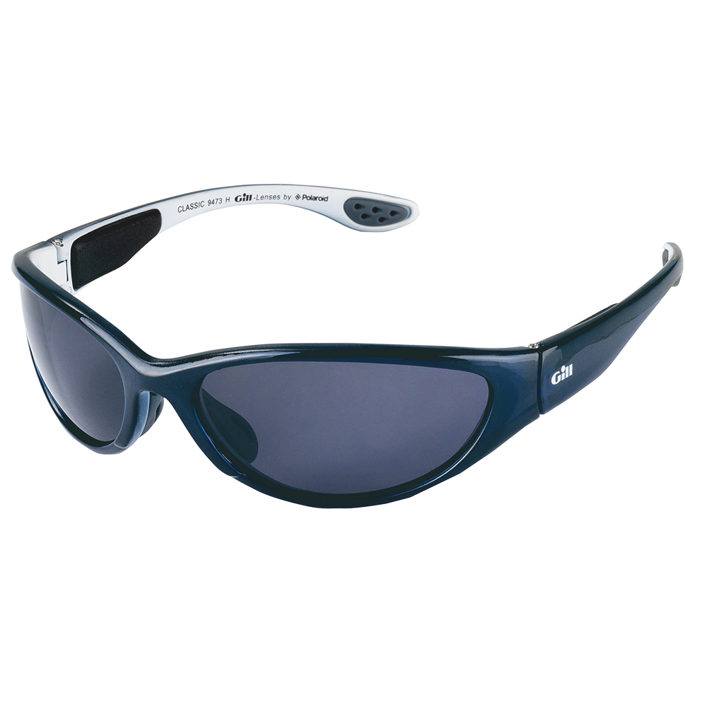 Floatable Classic Sunglasses Navy/White