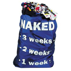 Sailbag-Style Laundry Bag