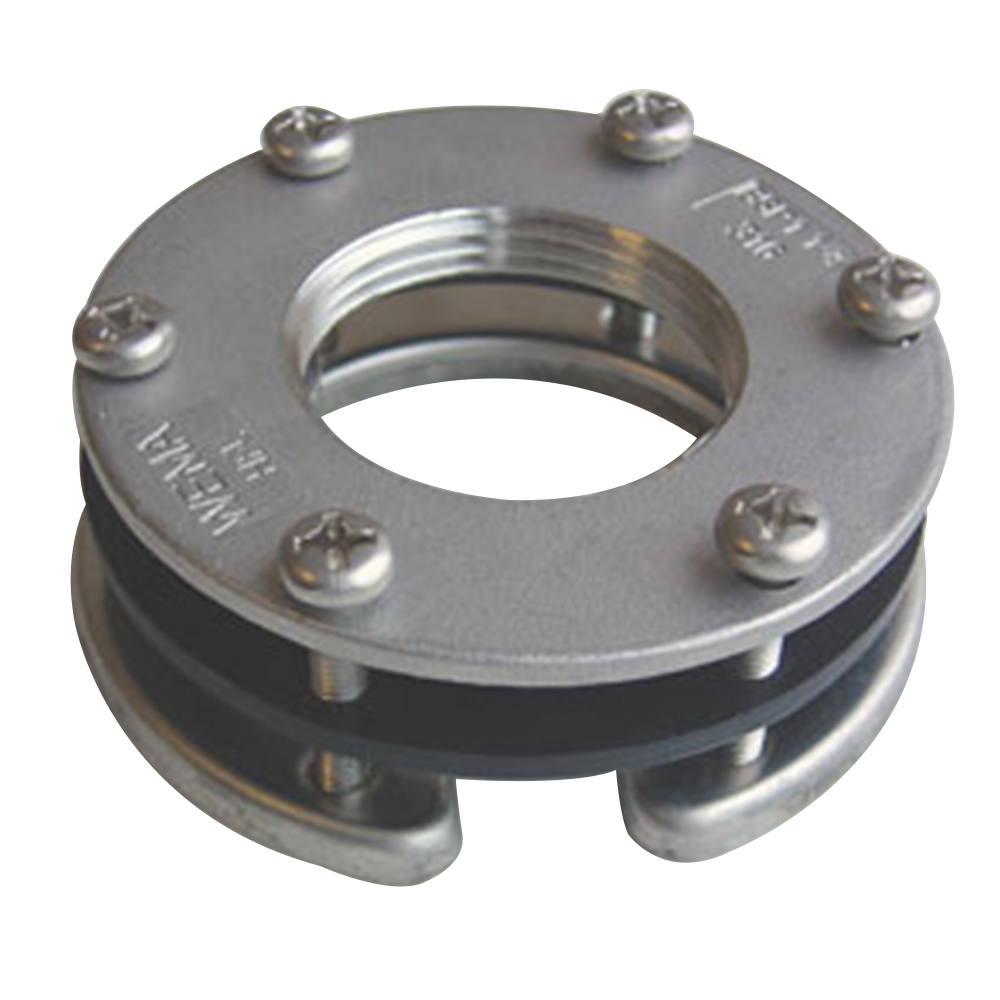 S/S Flange for Fuel/Water and holding tank sender