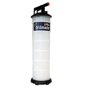 650 Heavy Duty Cylindrical 6.5Ltr Oil Extractor
