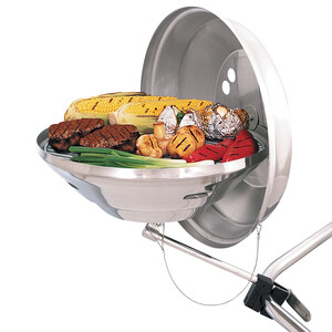Stainless Steel Charcoal Barbecue
