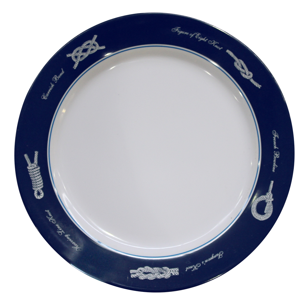 Sea-Knot Dinner Plate