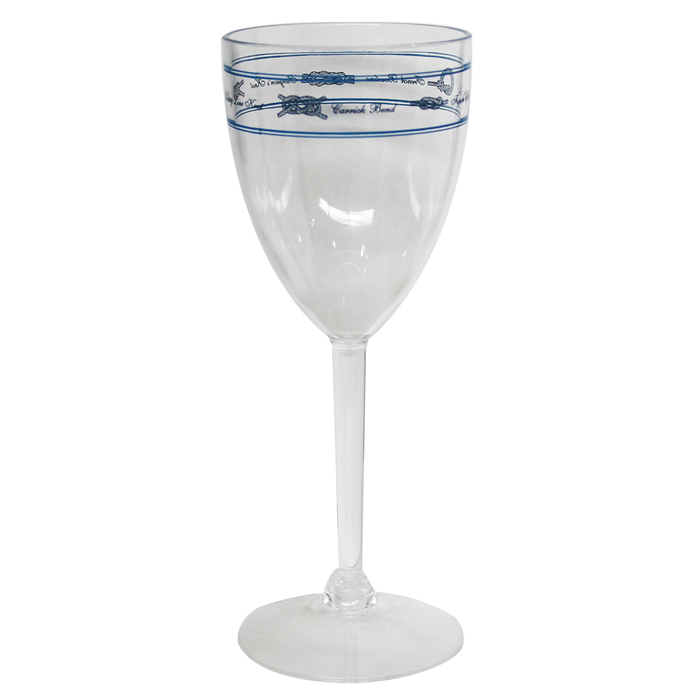 Sea-Knot Wine Glass