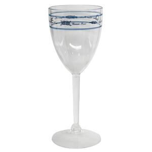 Sea-Knot Wine Glass