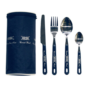 Sea-Knot Stainless Steel 24pce Cutlery Set in Bag