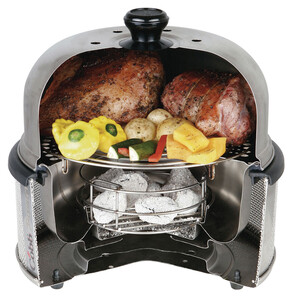 Stainless Steel Barbecue / Charcoal Oven