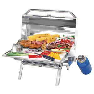 ChefsMate Stainless Steel Gas Barbecue