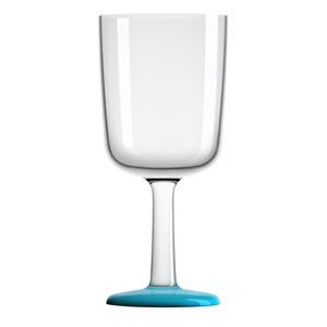 Non-Slip Polycarbonate Wine Glass