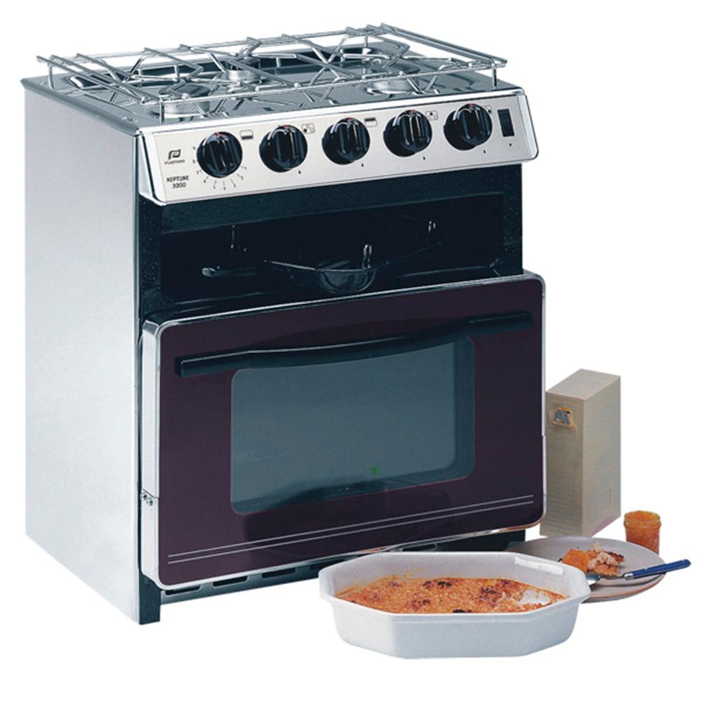 Neptune 5000 3-Burner Cooker