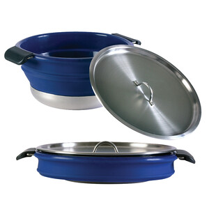 Collapsible Cooking Pot