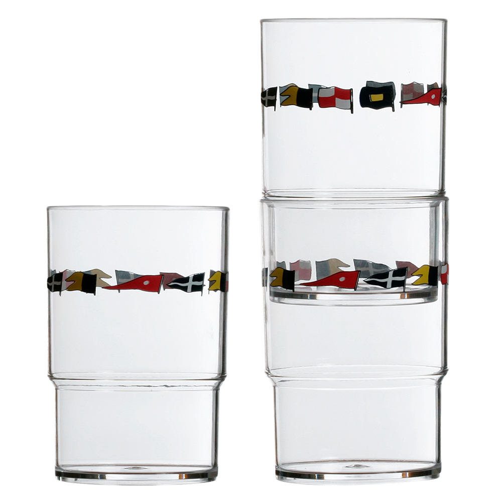 Regata Stackable Glass