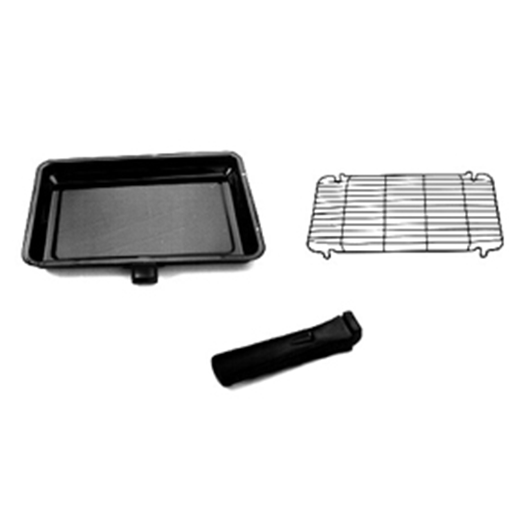 Marine Grill Pan Assembly