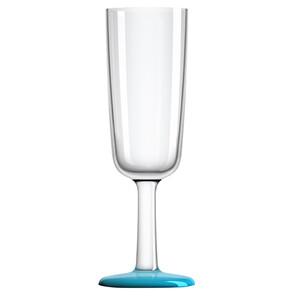 Non-Slip Polycarbonate Champagne Flute