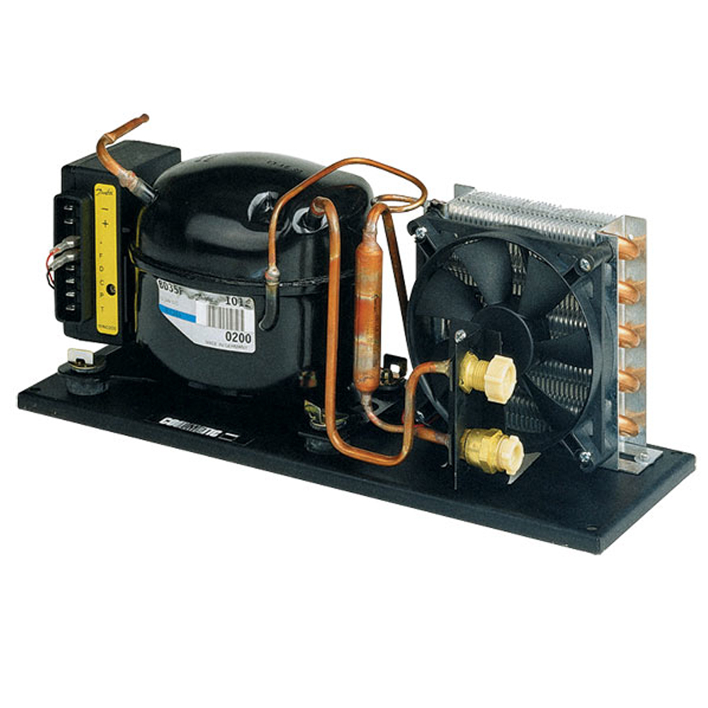 CU-84 Series 80 Compressor - Rectangular