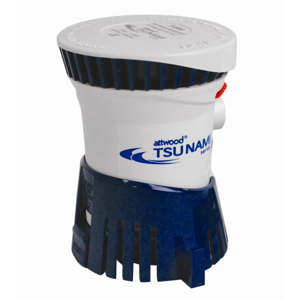 Tsunami Bilge Pump - 800GPH  - 12V