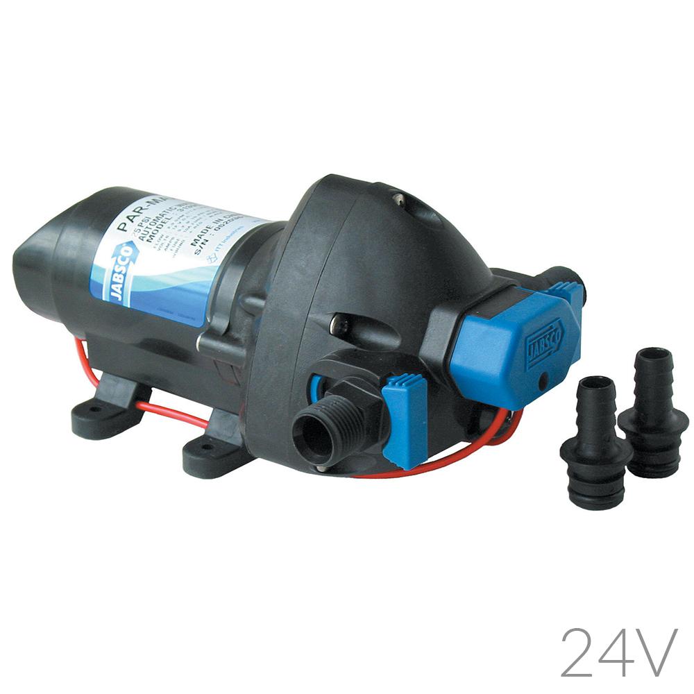 (D)  Par-Max 2.9 Water Pressure Pump - 25psi - 24V