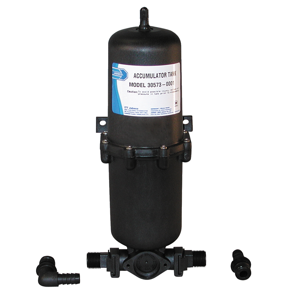 Accumulator Tank - 1 Litre