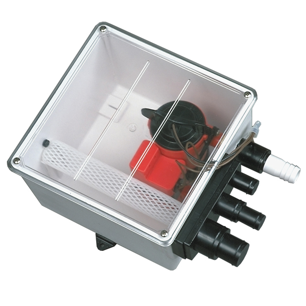 Shower Pump • 24V