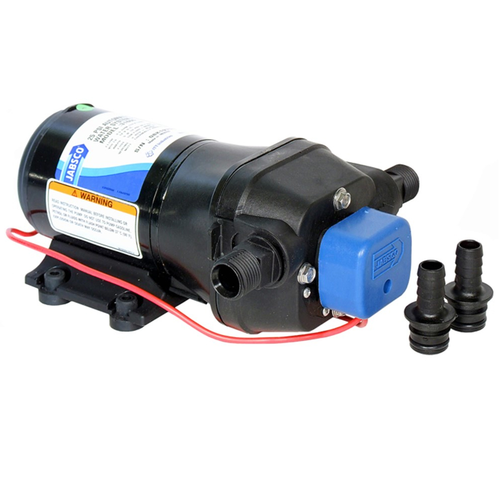 Par Max 3 Bilge/Shower Pump • 24V