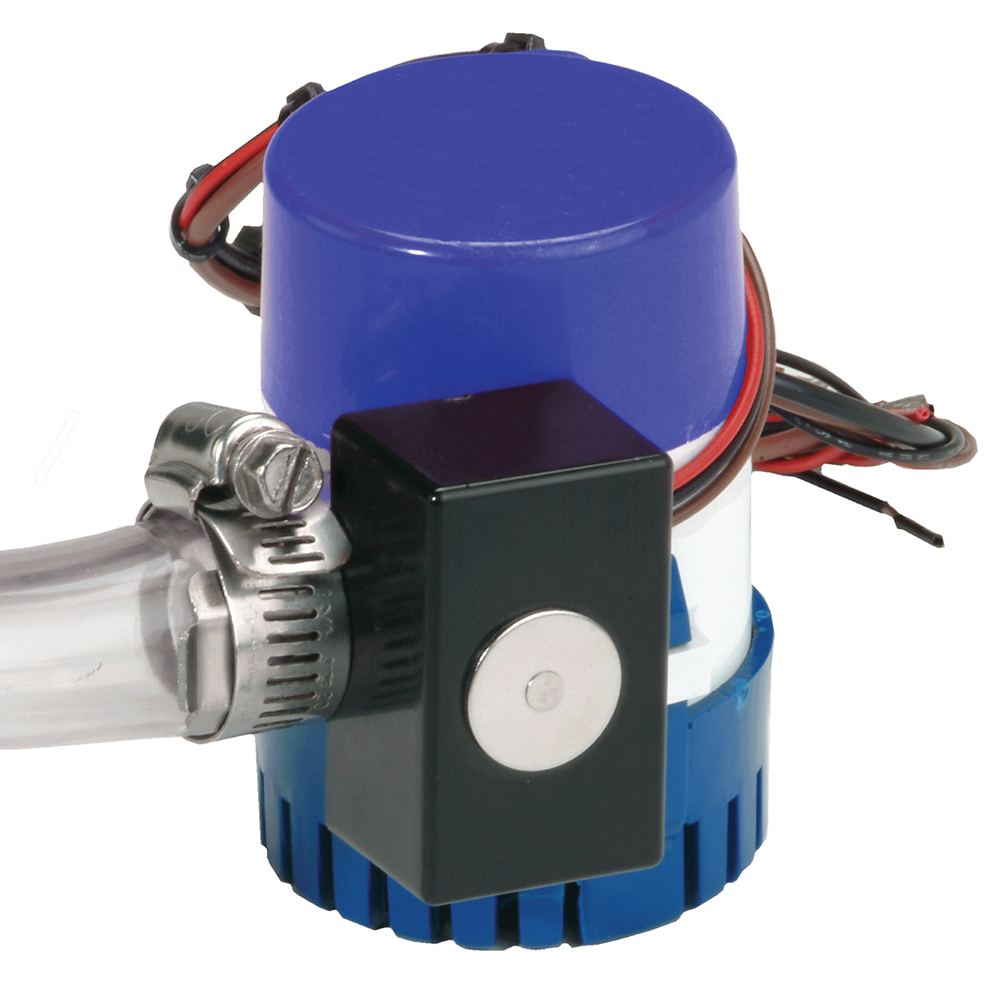 Water Witch Electronic Bilge Switch 12V
