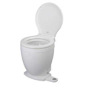 Lite Flush Toilet 12V • With Foot Switch