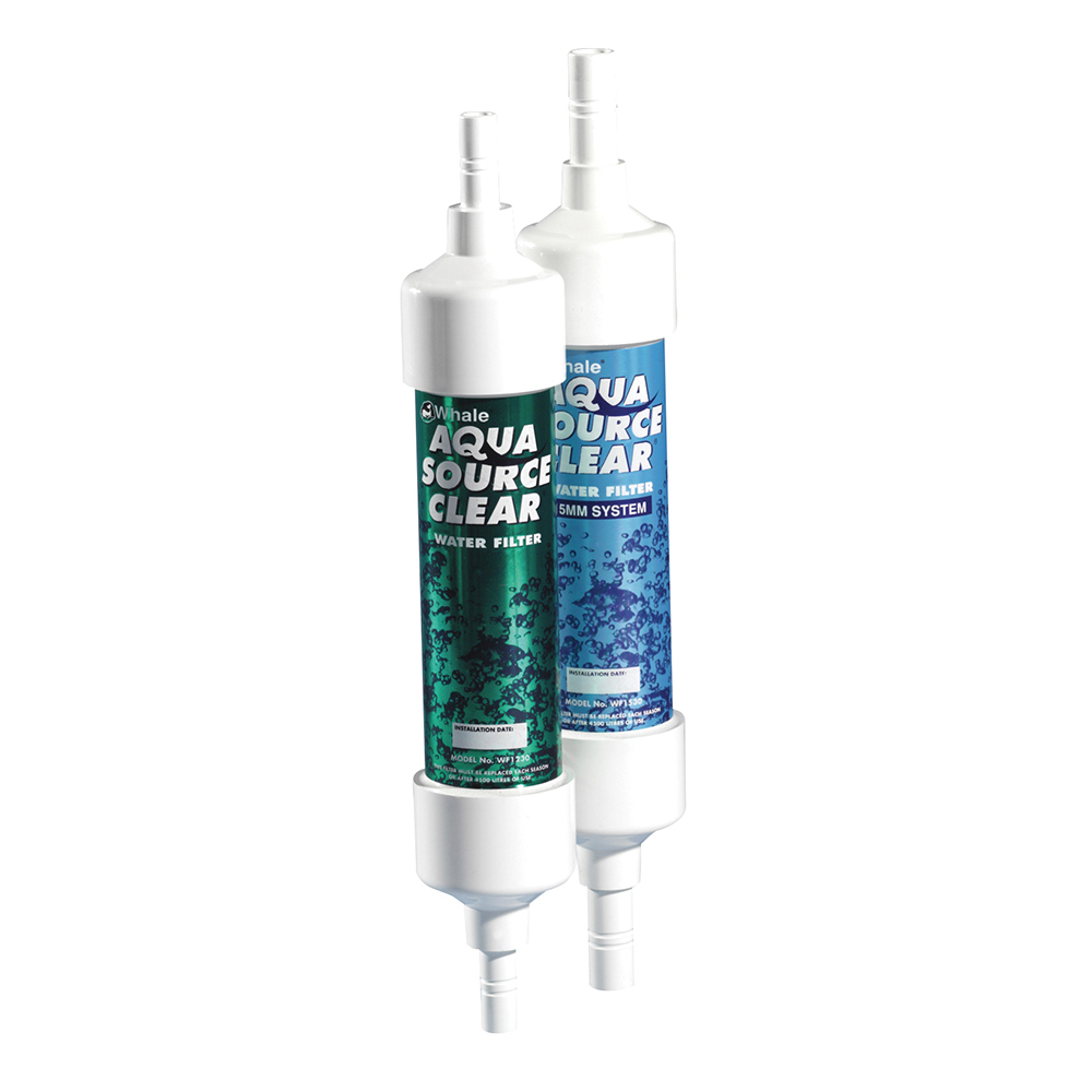 Aquasource Inline Water Filter - 15mm Connections