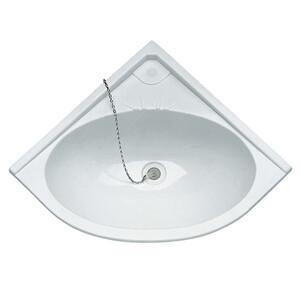 Plastic Corner Sink