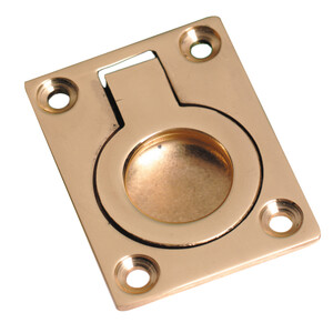 Rectangular Flush Ring