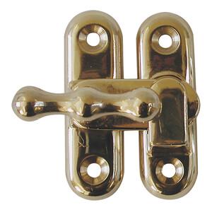 Cupboard/Locker Catch - Brass