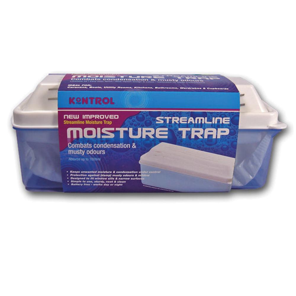 Condensation Moisture Trap