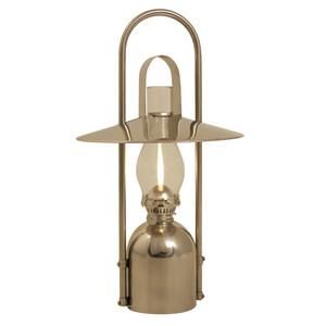 Stainless Steel Oil Lamp - Sampanino