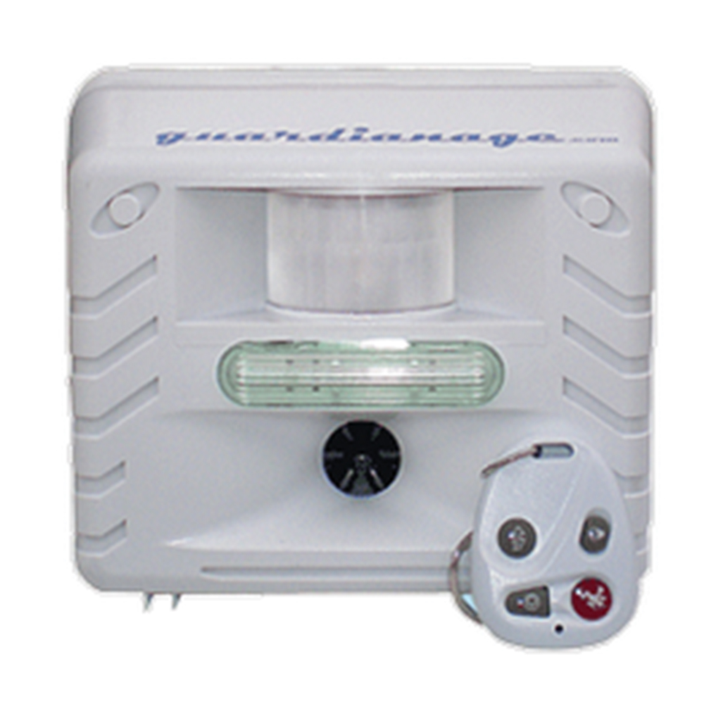 Intruder Alarm & Insect Repeller