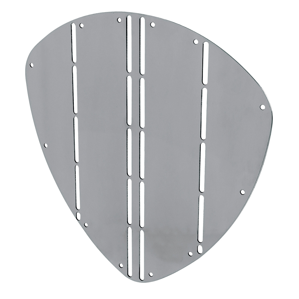 Stainless Steel Bow Shield
