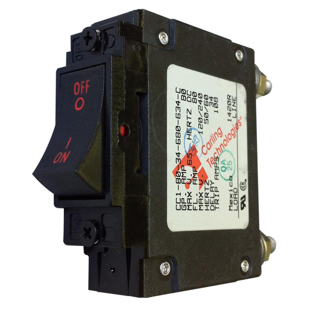 Circuit Breaker 80Amp