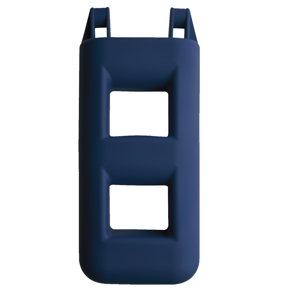 3 Step Fender Ladder Blue - L55