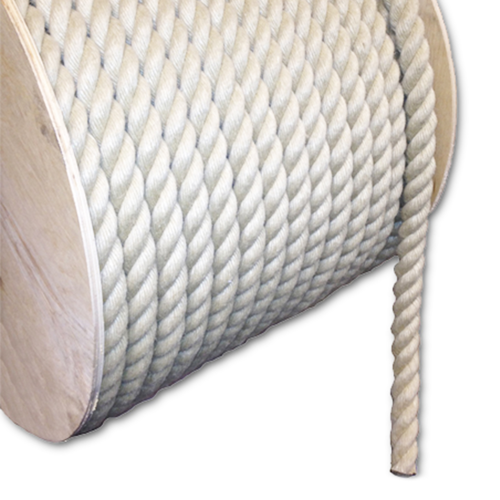 Hardy Hemp Rope (Barrier) 24mm