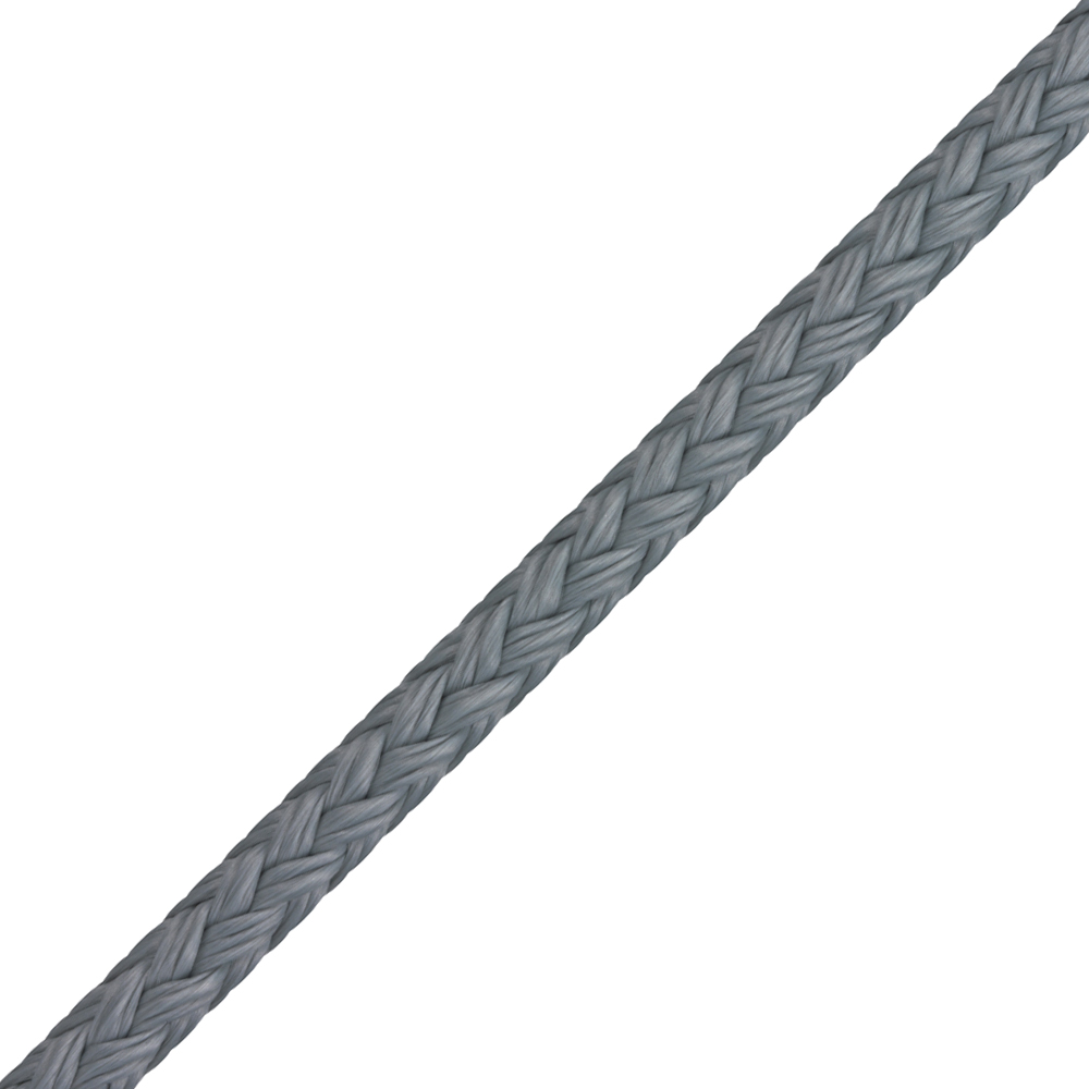 Lazy Jack Rope 6mm Silver