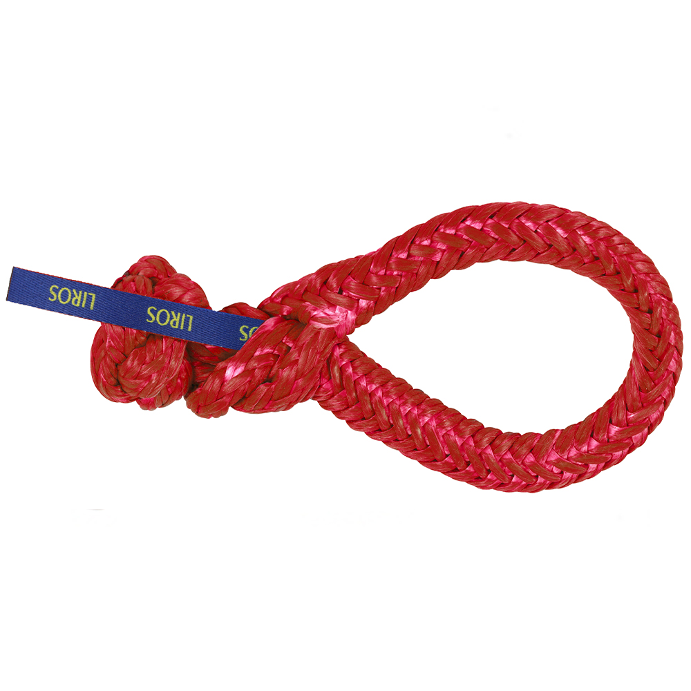 Dyneema Soft Shackle 2000kg Red
