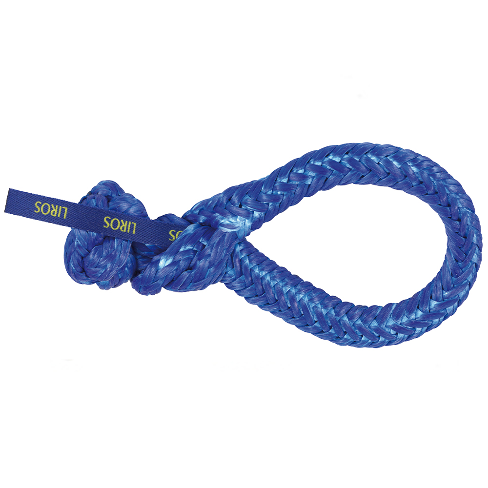 Dyneema Soft Shackle 4000kg Blue