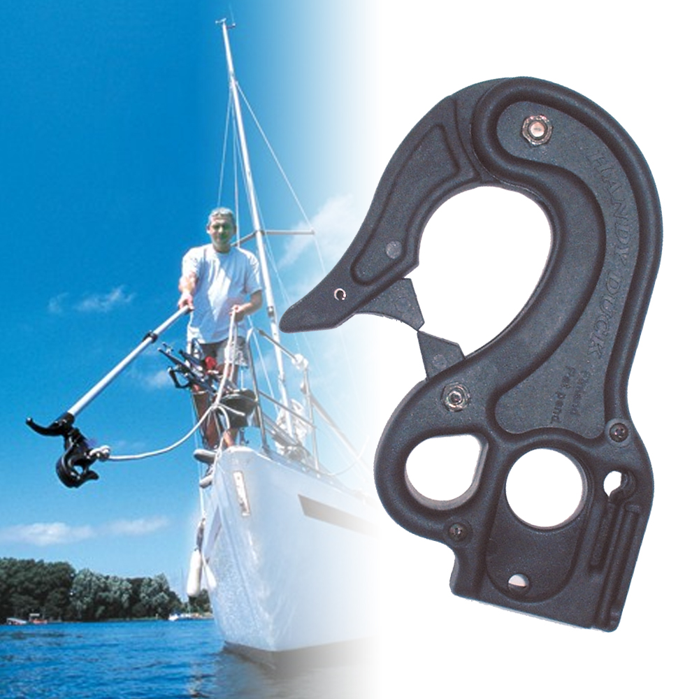 Telescopic Pole Handy Duck Hooker - Including Hook