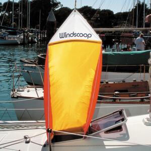 Windscoop (Blue Bag)