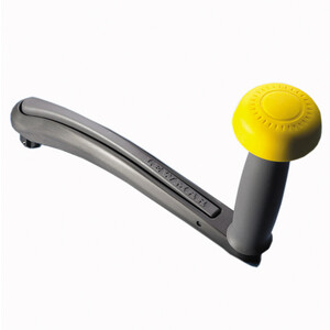 Winch Handle 10 inch One Touch Alloy Lock-In Power Grip
